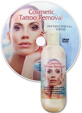 Rainbow products the leader in permanent makeup supplies for Tattoo removal products